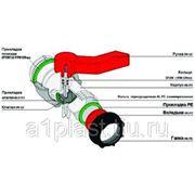 Клапанный кран обменный фото