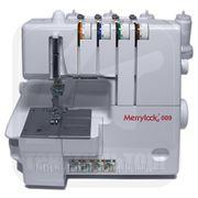 Плоскошовная машина Merrylock 009 фото