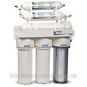 Leader Standart RO-6. 5 ступеней очистки плюс картридж «минерализатор» фильтр для очистки питьевой воды осмос фото