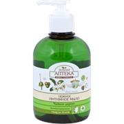 Жидкое мыло для интимной гигиены Зеленая аптека чайное дерево 370 мл фото