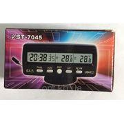Автомобильные часы VST 7045 фото