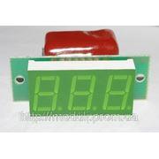 Вольтметр переменного тока В-056 (зелёный) фото