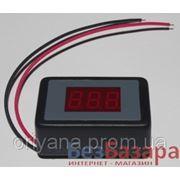 Вольтметр постоянного тока ВПТ-0.36 дюйма А (от 8,5 до 30 В) фото