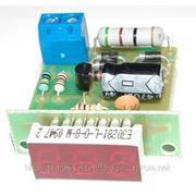 Вольтметр переменного тока В-028 (красный) фото