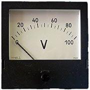 Вольтметр М381 фото