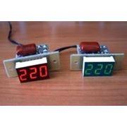 Вольтметры AC — Вм-19 (220v) фото