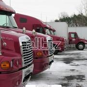 Организация перевозок грузов