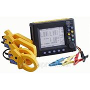 Измеритель мощности Hioki 3169-21-01/500 Power Demand Analyzer (Custom 500A Kit) фото