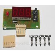 Контроллер заряда-разряда ВРПТ-0.36 (красный) фото