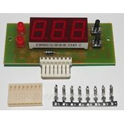 Контроллер заряда-разряда 2х канальный ВРПТ-0.56 - 2К фото