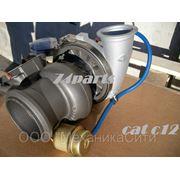 Турбокомпрессор на двигатель CATERPILLAR C-12 (2KS, MBL) фото