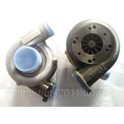 Турбокомпрессор К27-ТИ L/R, К27-145-01/02 (2075553003/4) КамАЗ Евро 2 (лев, прав.) фото