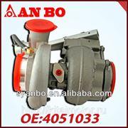 Турбокомпрессор (турбина) 340-375 л.с. Е-2 DONG FENG фото