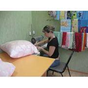 Услуги по реставрации пухо-перовых изделий изделий с синтетическим наполнителем фото
