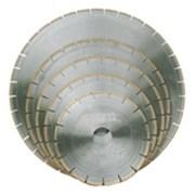 Диск сегментный по мрамору 500M-1-0 диаметр 500 мм 40x4,0x10х65 фото