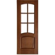 Двери Каприз Стекло Браун фото