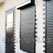 Ворота гаражные автоматические, Рольставни. Шлагбаумы, Пром ворота фото