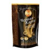 Кофе растворимый Черная Карта Gold 2г фото