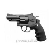 Пистолет пневматический Borner Super Sport 708 кал.4,5мм c картриджи 6 шт, артикул 778912 фото