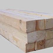 Брус сосна (L=4,6 м) фото