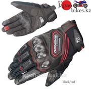 Перчатки Komine Carbon Protect M-Gloves фото