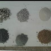 Крошка мраморная (Фракции разных размеров) фото