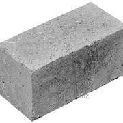 Фундаментный блок полнотелый 390х190х188 М-150 фото