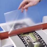 Ламинирование пленкой фото