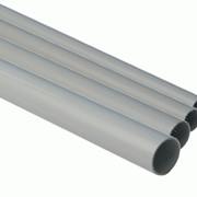 Труба ПВХ гладкая D=20мм легкая (длина 3 метра) фото