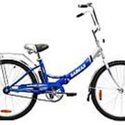 Велосипед Байкал 2603 складной фото