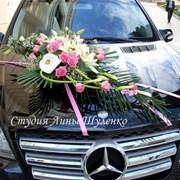 Оформление свадебных машин в Симферополе.