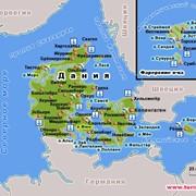 Оформление визы в Данию фото