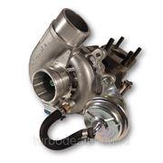 Турбокомпрессор (турбина) на Iveco Ducato 2.3л F1A Euro 3 фото
