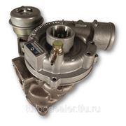 Турбокомпрессор (турбина) на Audi A4 2.0л TFSI BPJ, BYK, BGB, BWE, BWT, BUL фото