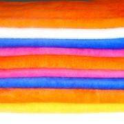 Полотенце махровое 40х100 (стриженное) фото