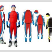 Форма для лыжных гонок фото