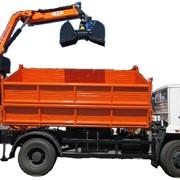 Доработка и модернизация грузовых автомобилей, сборка, реализация и установка на шасси крано-манипуляторных установок фото