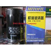 Фильтр масляный W 950\31 фото