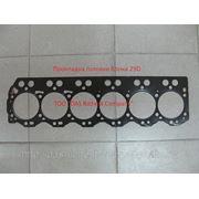 Прокладка головки блока FAW 29D, СА3252 фото