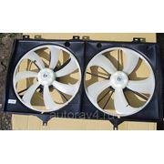 Диффузор с вентиляторами Тойота Камри V40 06- фото