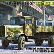 Немецкий грузовик L 4500 фото