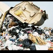 Вывоз утилизация промышленных отходов фото