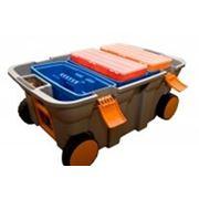 Ящик универсальный на колесах С-1 фото