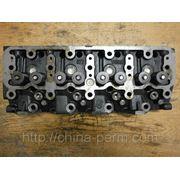 Головка блока цилиндров в сборе YUE JIN 1020 YZ485ZLQ01011B фото
