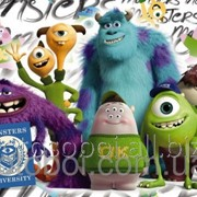 "Фотообои ""Monsters Campus"" 073х202 1-470 2000000404653 фото"
