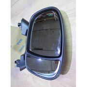 Наружное зеркало на Renault Trafic 01-> R (правое, с подогревом + датчик темп. ) — TYC 325-0079 фото