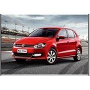 Штатные дневные ходовые огни DRL VW Polo Hatch 2009+