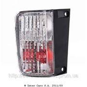 Задний противотуманный фонарь на Renault Trafic 01-> L — TYC (Тайвань) - TYC 19-0662-01-2 фото