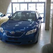 Автомобили легковые седаны высшего среднего класса Toyota Camry GLX, Легковые автомобили бизнес-класса (E) фото