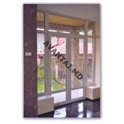 Дверь из ПВХ, арт. 2 фото
